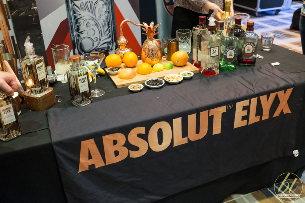 Fine Spirit Expo Sydney 2015 Absolut Elyx