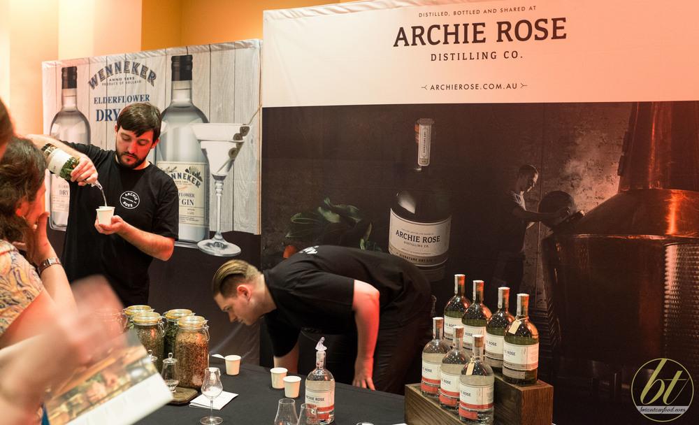 Fine Spirit Expo Sydney 2015 Archie Rose