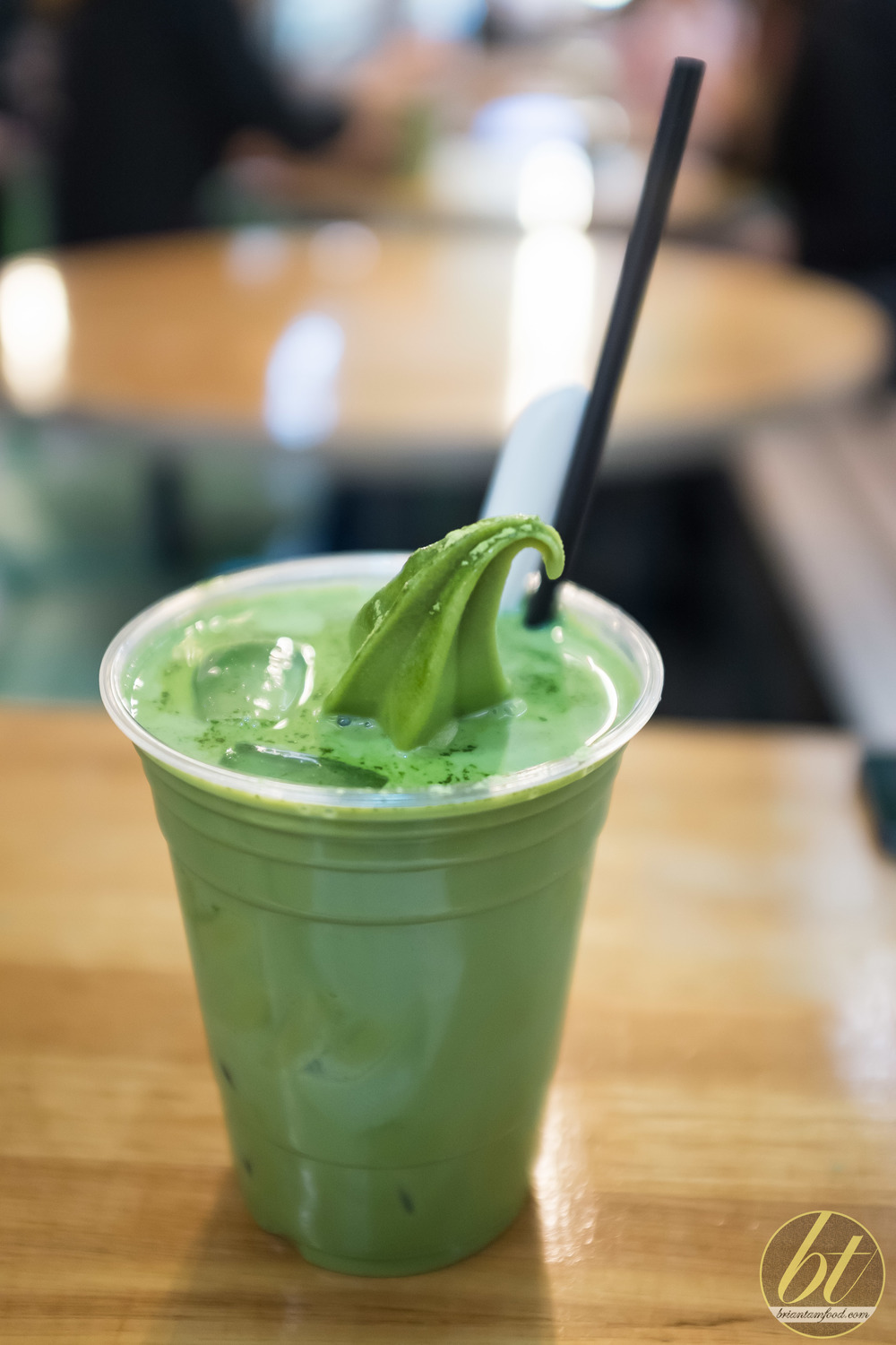Matcha Float ($5.90)