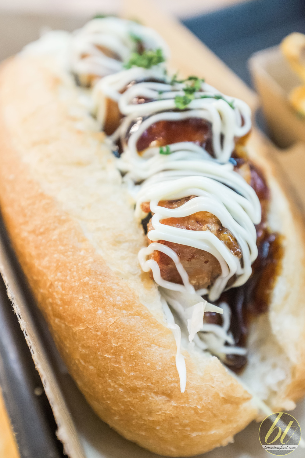 Chicken Teriyaki Dog ($5.90)