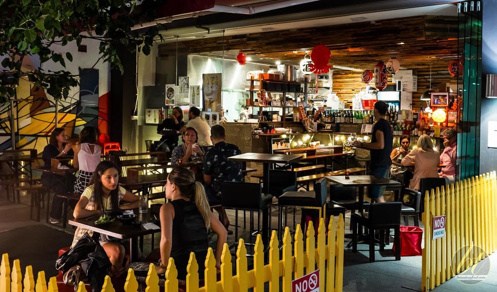 Osaka Bar Potts Point Sydney