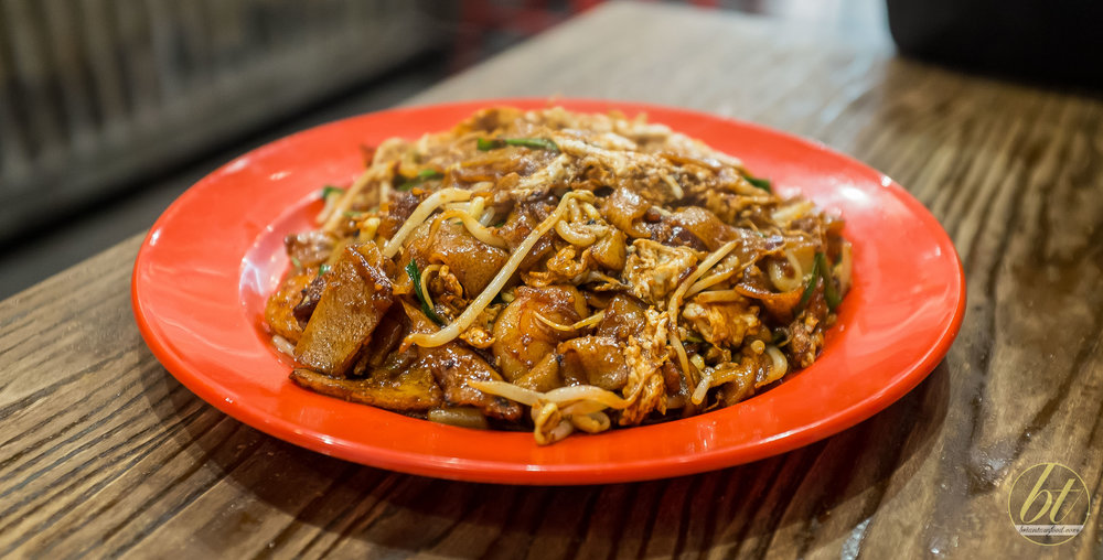 Penang Fried Kway Teow ($12.80)