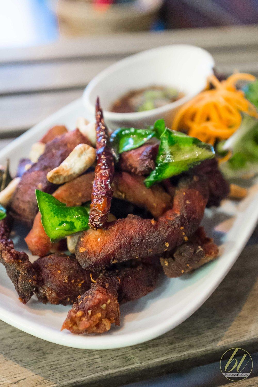 Thai Beef Jerky ($9.90)