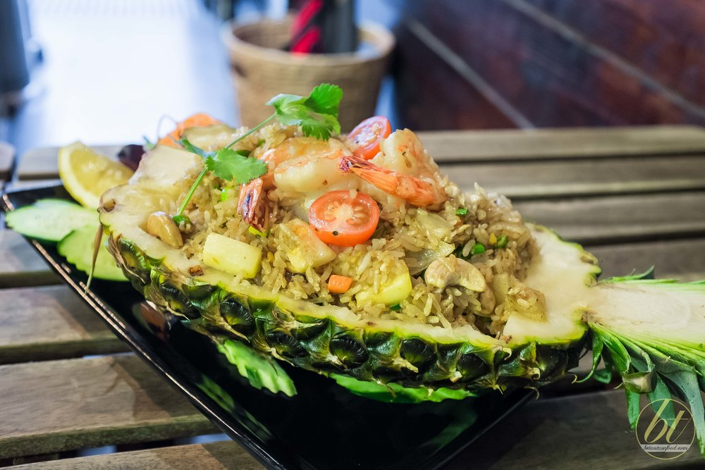 Pineapple Fried Rice ($18.90)