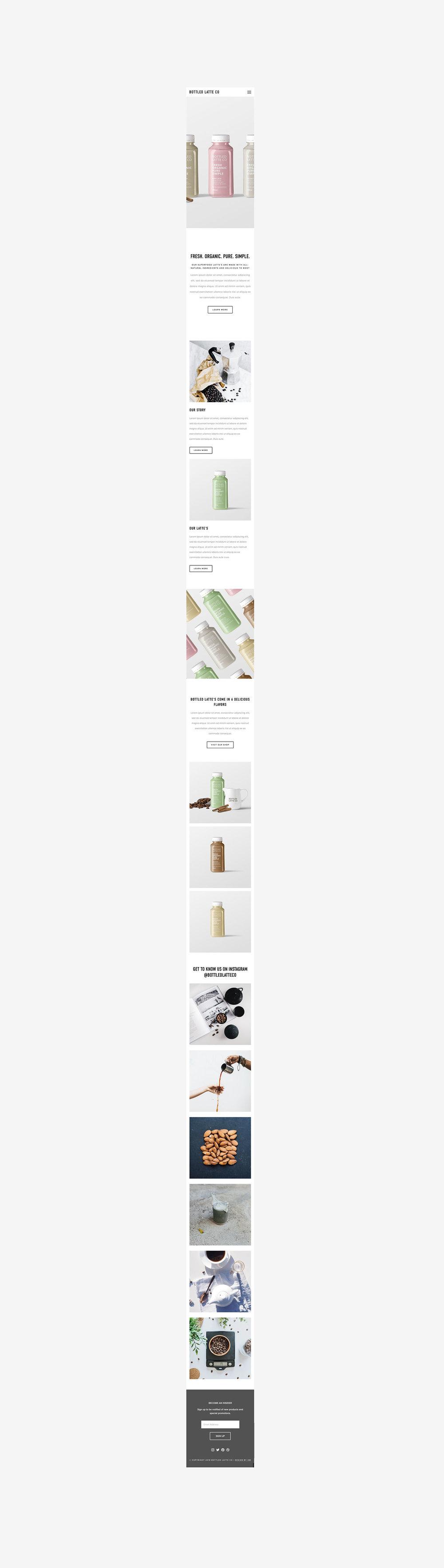 Bottled-Latte-Co-Superfood-Lattes-Portland-Website-Mobile-Responsive-Design-Squarespace-Heather-Maehr