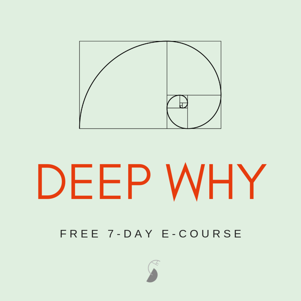 Deep why free e-course for knowledge-builders
