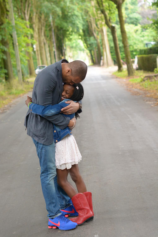 Always Dad's little girl!