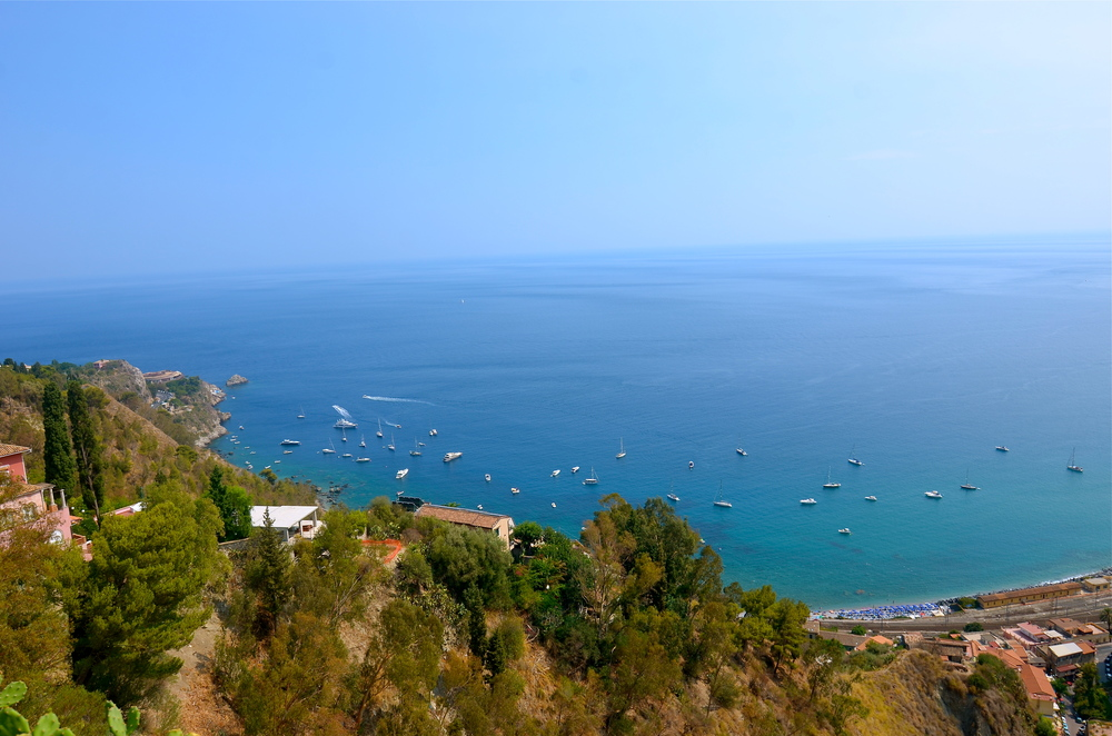 One of my favorite shots (so far) using this lens -Taormina, Sicily
