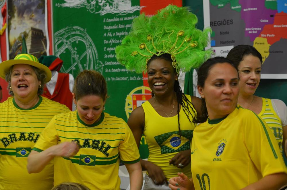Representing Brazil at the International Festival 2012!