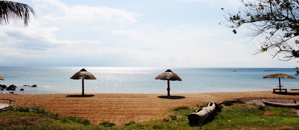 Chikale Beach, home to Njaya Lodge