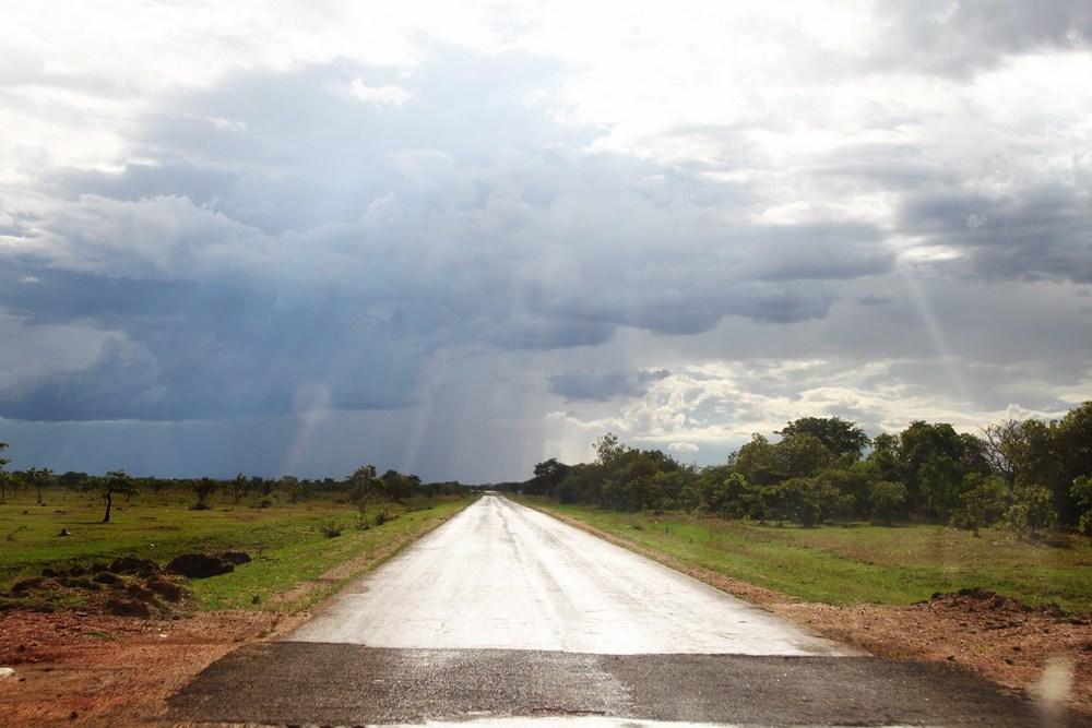Lilongwe Drive Home