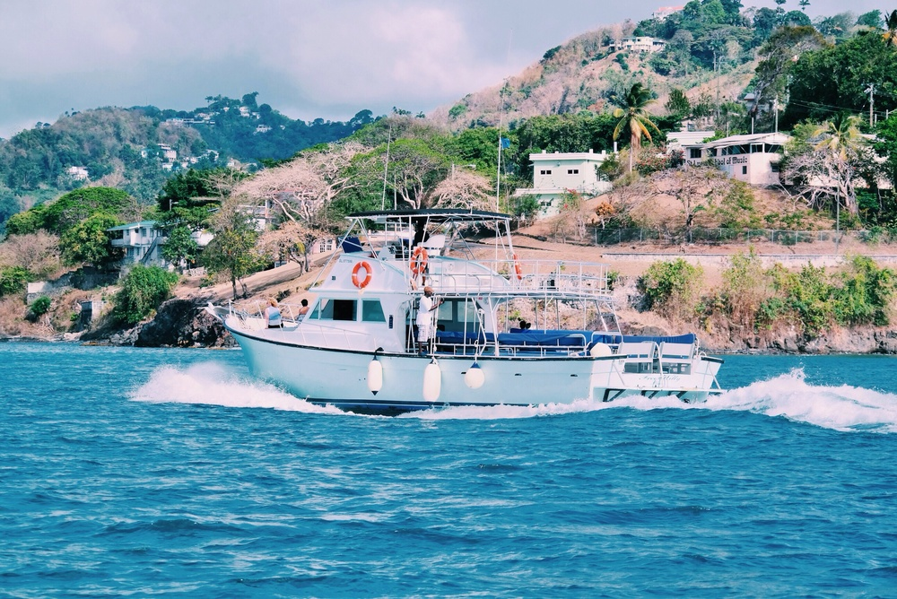 Castries is St Lucia's capital and a port of entry by both sea and air