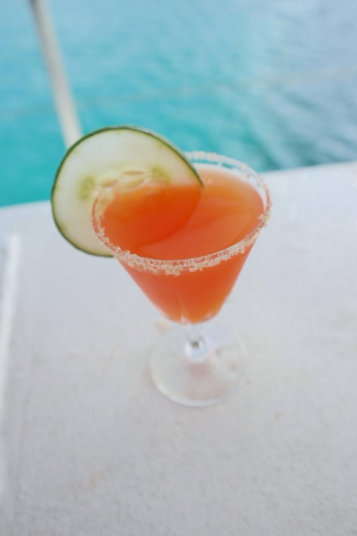 this is Ruf's rendition of Campari & orange juice