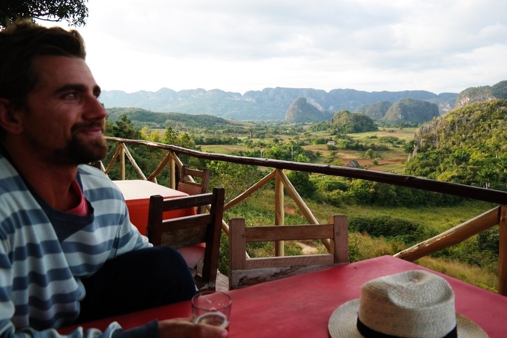 Balcon del Valle restaurant