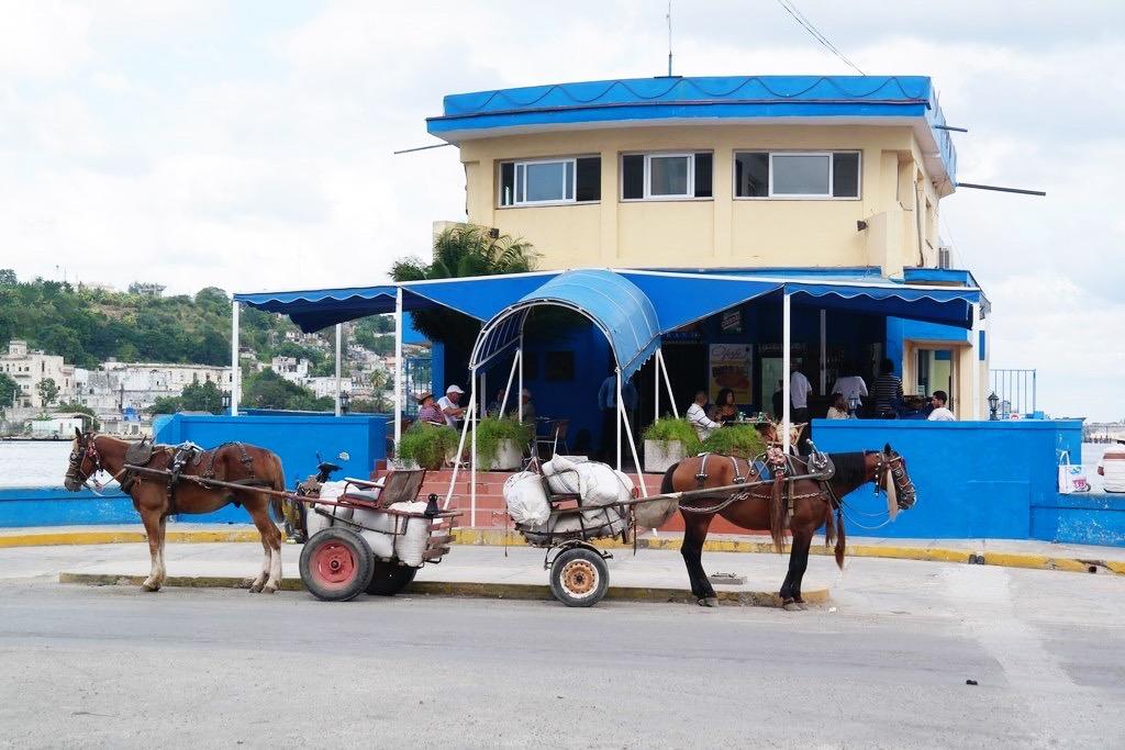 a restaurant in Habana Vieja