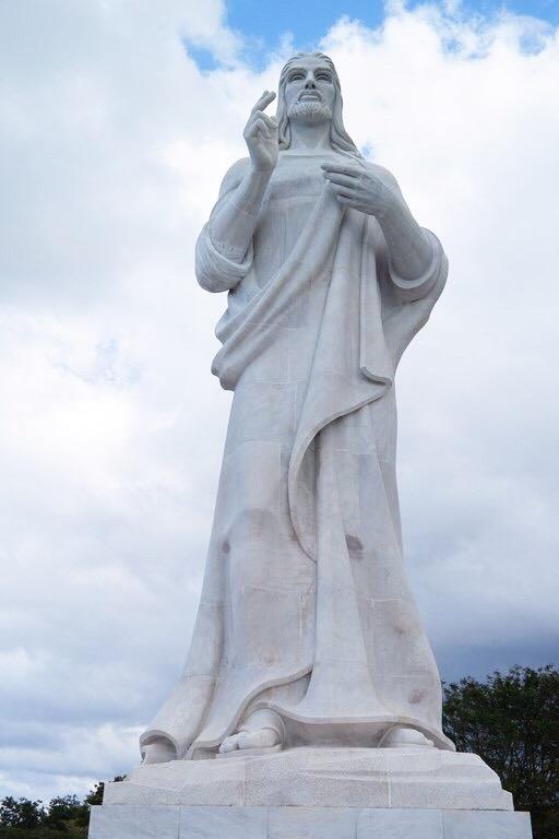 El Cristo deLa Habana