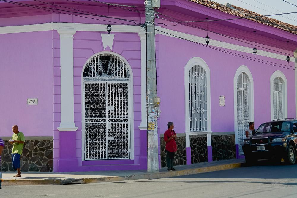 Grenada: opposite the hardware store