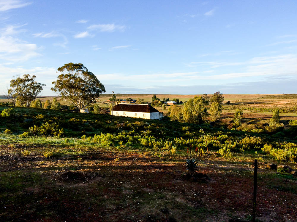 the family farm on the West Coast