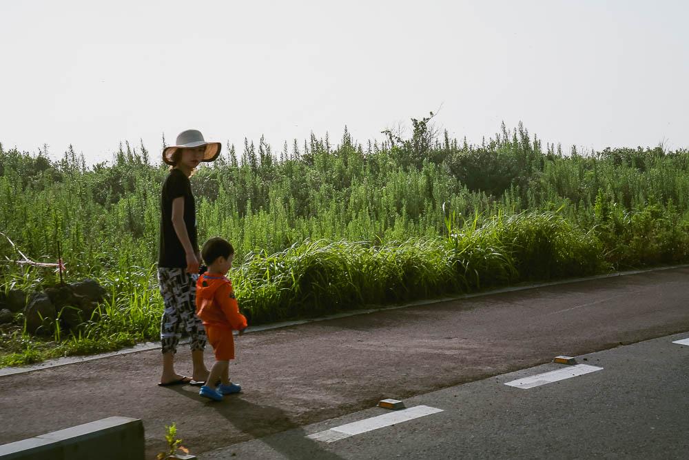 morning walks -Gujwa-eup