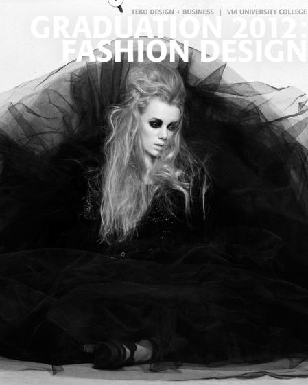 TEKO Denmark Afgangsmagasiner for Fashion, Business og Furniture uddannelserne