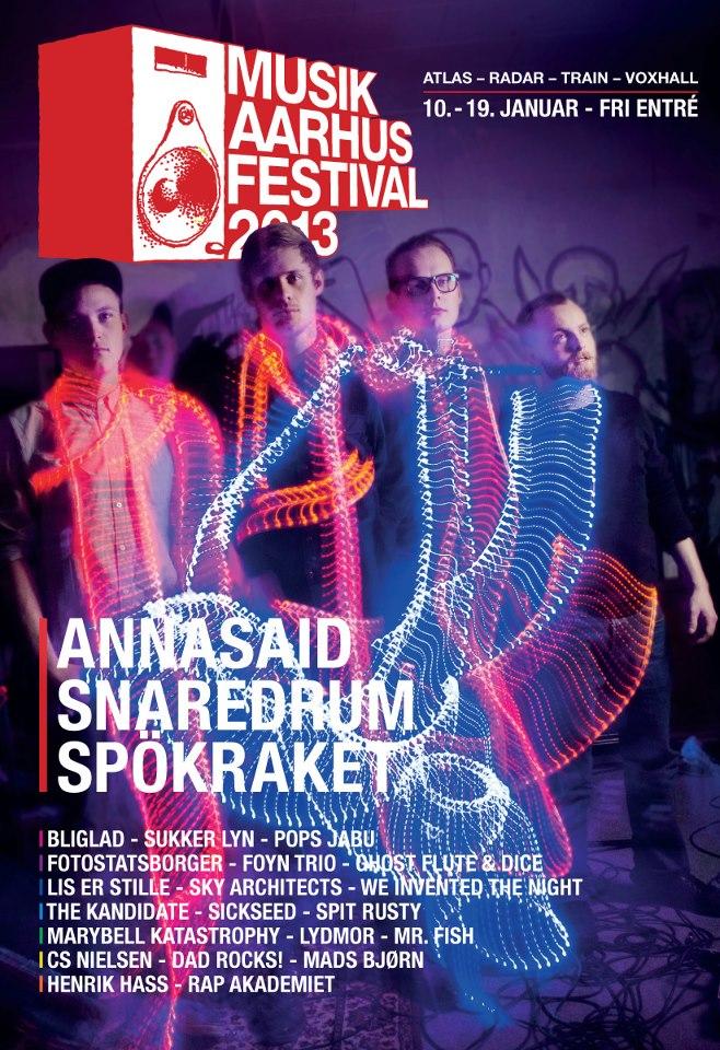 Musik Aarhus Covershoot m.m.