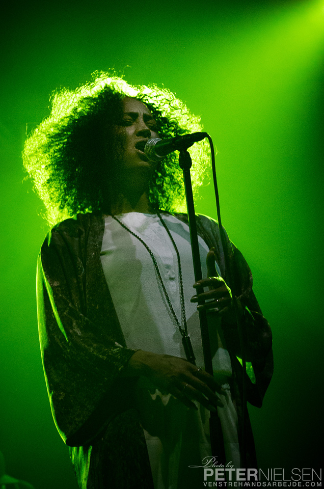Naomi Pilgrim // Spot Festival