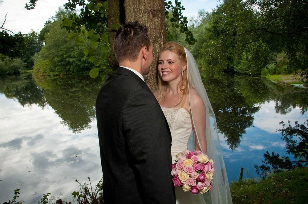 Britta & Lars' bryllup, 14. juli 2010