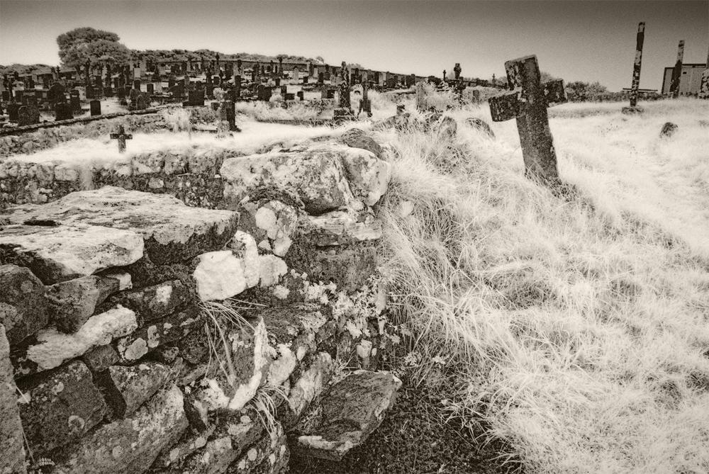 Graveyard, Burrishoole Abbey