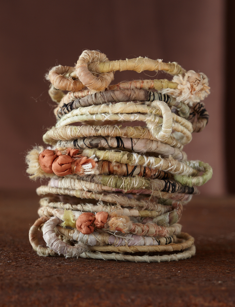 Bracelet Stack Kelly McKaig photo credit Tillie Barbosa