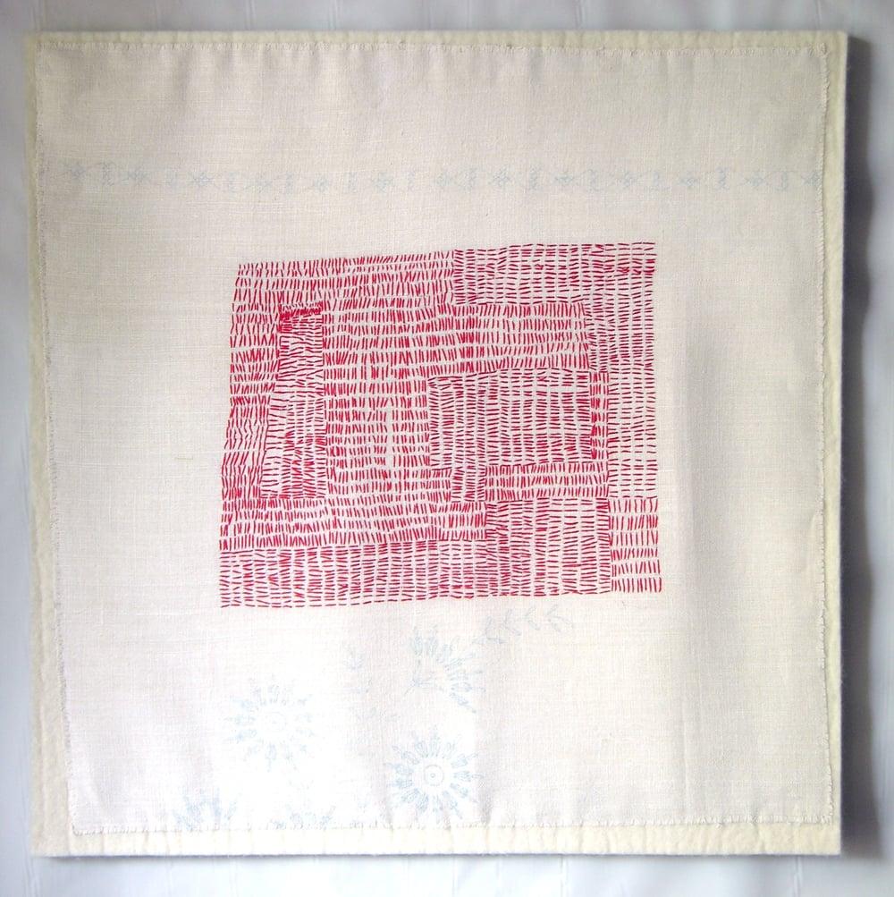 Redland (stitched)