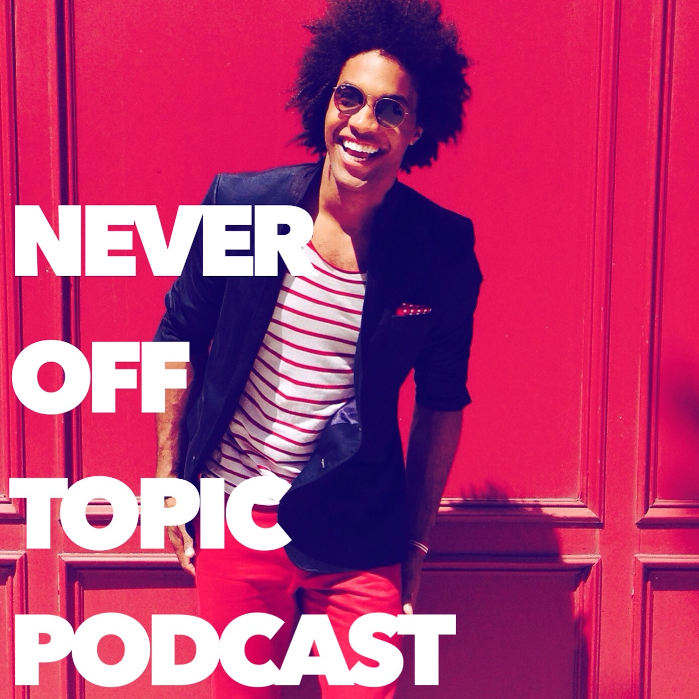 Never Off Topic Podcast - Oren Williamson