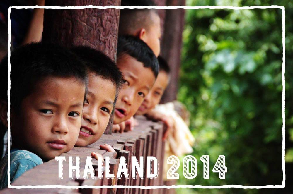 THAILAND July 2014  with Care Corner Orphanage