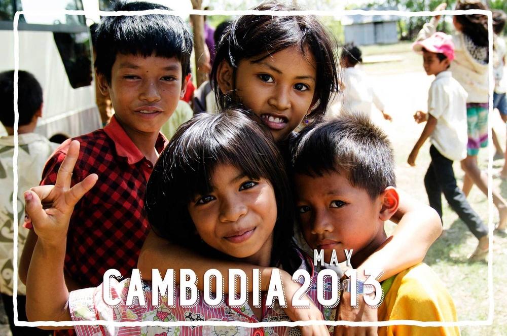 CAMBODIA May 2013  with Operation Hernia UK