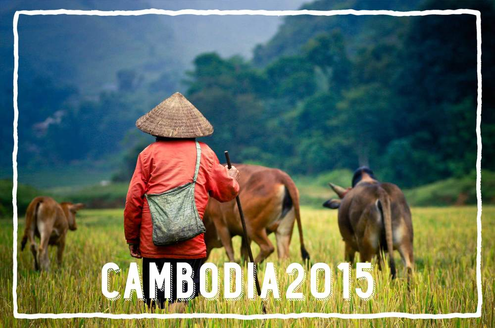 CAMBODIA July 2015  with Solid Rock Bileg