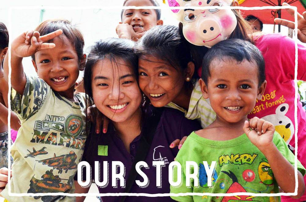 OUR STORY  | BREAD & LIFE INTERNATIONAL
