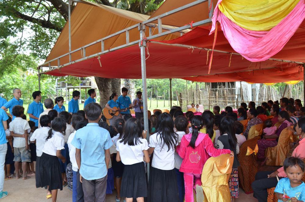 Tabaeng Village!