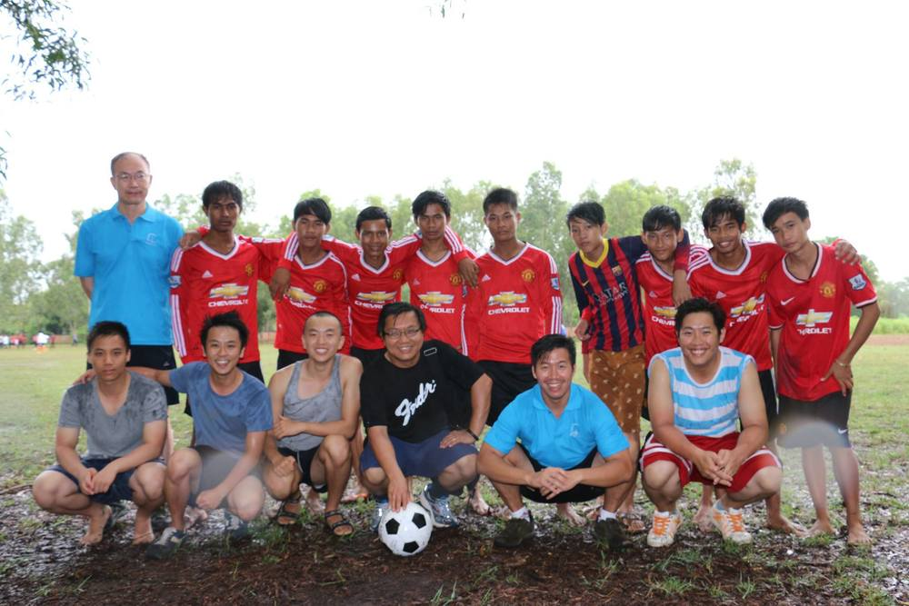 Solid Life FC is ready!