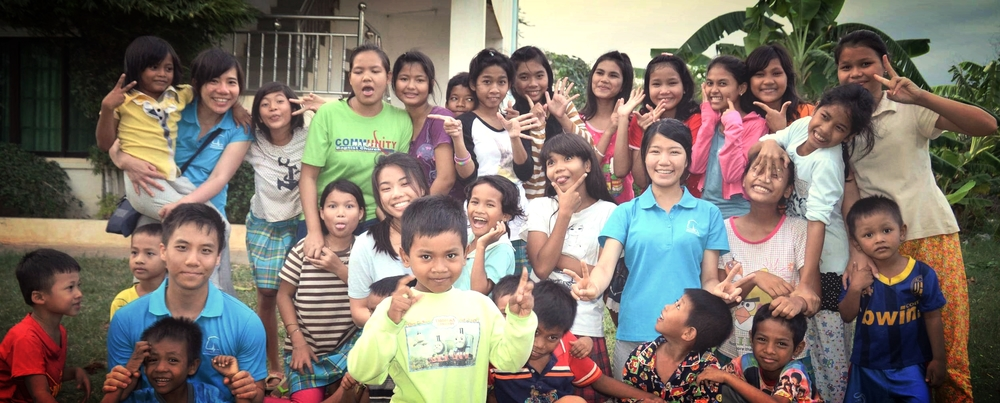 CAMBODIA 2015   the missions team are safely home after a wonderful time in Cambodia!    MISSION REPORT