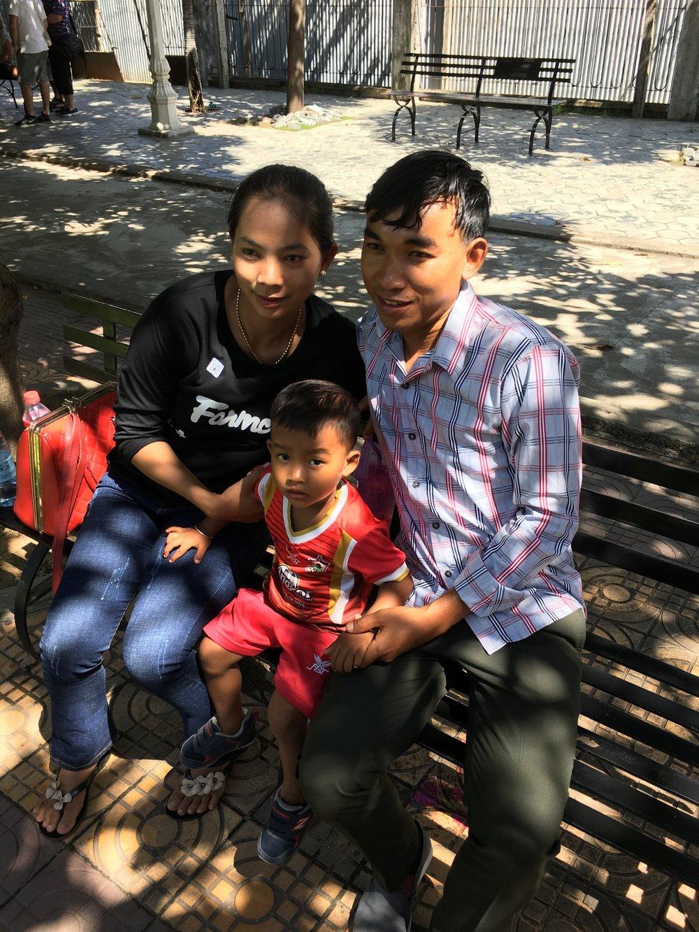 Rith's family
