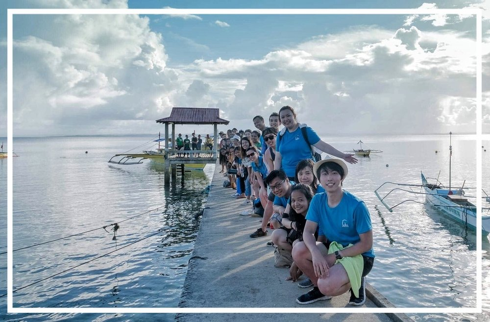 PHILIPPINES May 2017  with ROLM Church