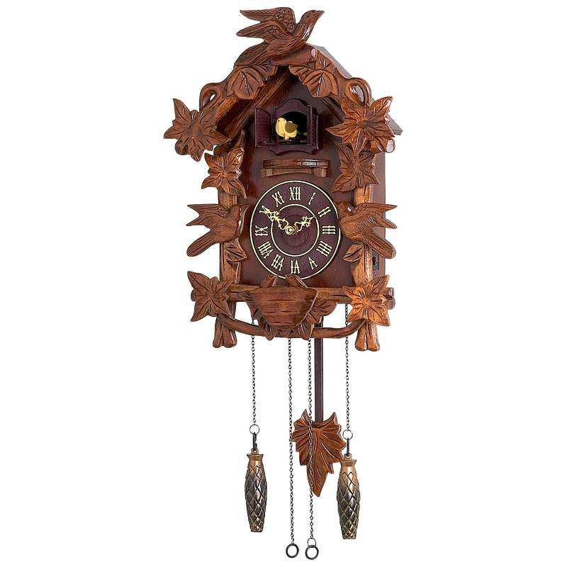 My Grandmother's cuckoo clock was a treasured item.
