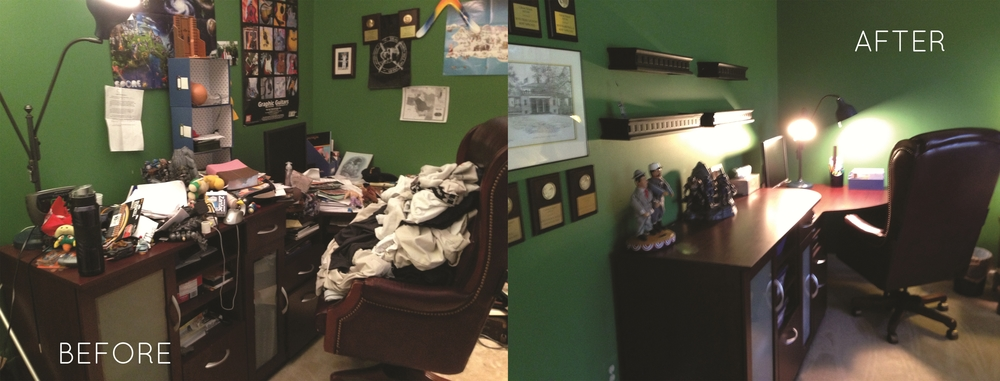 Organize Room For