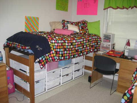 Top 10 Tricks for Organizing Your Dorm Room — Abell Organizing