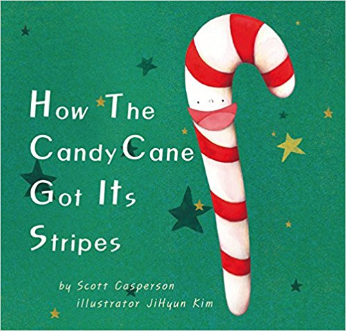 How The Candy Cane Got Its Stripes is a children's holiday tale about self-discovery featuring the iconic candy cane as the hero. Cane, with his frosty pal Snoey, discovers what his purpose is to Christmas – to remind everyone that the only holiday gift that matters is friendship.