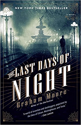 From Graham Moore, the Oscar-winning screenwriter of The Imitation Game and New York Times bestselling author of The Sherlockian, comes a thrilling novel—based on actual events—about the nature of genius, the cost of ambition, and the battle to electrify America. New York, 1888. Gas lamps still flicker in the city streets, but the miracle of electric light is in its infancy. The person who controls the means to turn night into day will make history—and a vast fortune. A young untested lawyer named Paul Cravath, fresh out of Columbia Law School, takes a case that seems impossible to win. Paul's client, George Westinghouse, has been sued by Thomas Edison over a billion-dollar question: Who invented the light bulb and holds the right to power the country? The case affords Paul entry to the heady world of high society—the glittering parties in Gramercy Park mansions, and the more insidious dealings done behind closed doors. The task facing him is beyond daunting. Edison is a wily, dangerous opponent with vast resources at his disposal—private spies, newspapers in his pocket, and the backing of J. P. Morgan himself. Yet this unknown lawyer shares with his famous adversary a compulsion to win at all costs. How will he do it? In obsessive pursuit of victory, Paul crosses paths with Nikola Tesla, an eccentric, brilliant inventor who may hold the key to defeating Edison, and with Agnes Huntington, a beautiful opera singer who proves to be a flawless performer on stage and off. As Paul takes greater and greater risks, he'll find that everyone in his path is playing their own game, and no one is quite who they seem.