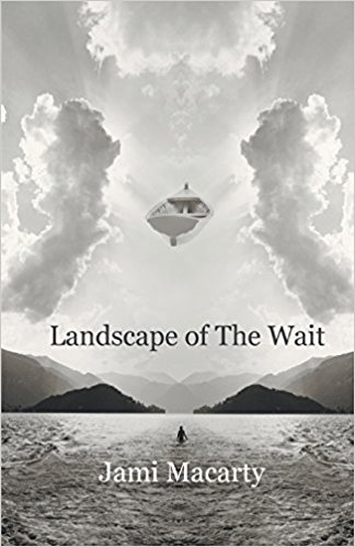 Landscape of The Wait  is a poetic response to the trauma and uncertainty of a teenager's car crash and year-long coma. The young man's aunt and a poet, Jami Macarty, offers poems to try to make sense of crisis and liminal spaces between life and death, consciousness and coma, light and darkness, sameness and change. Her words enact the energies of living in the extended limbo that lurk around every corner for every auto driver and passenger and family member.