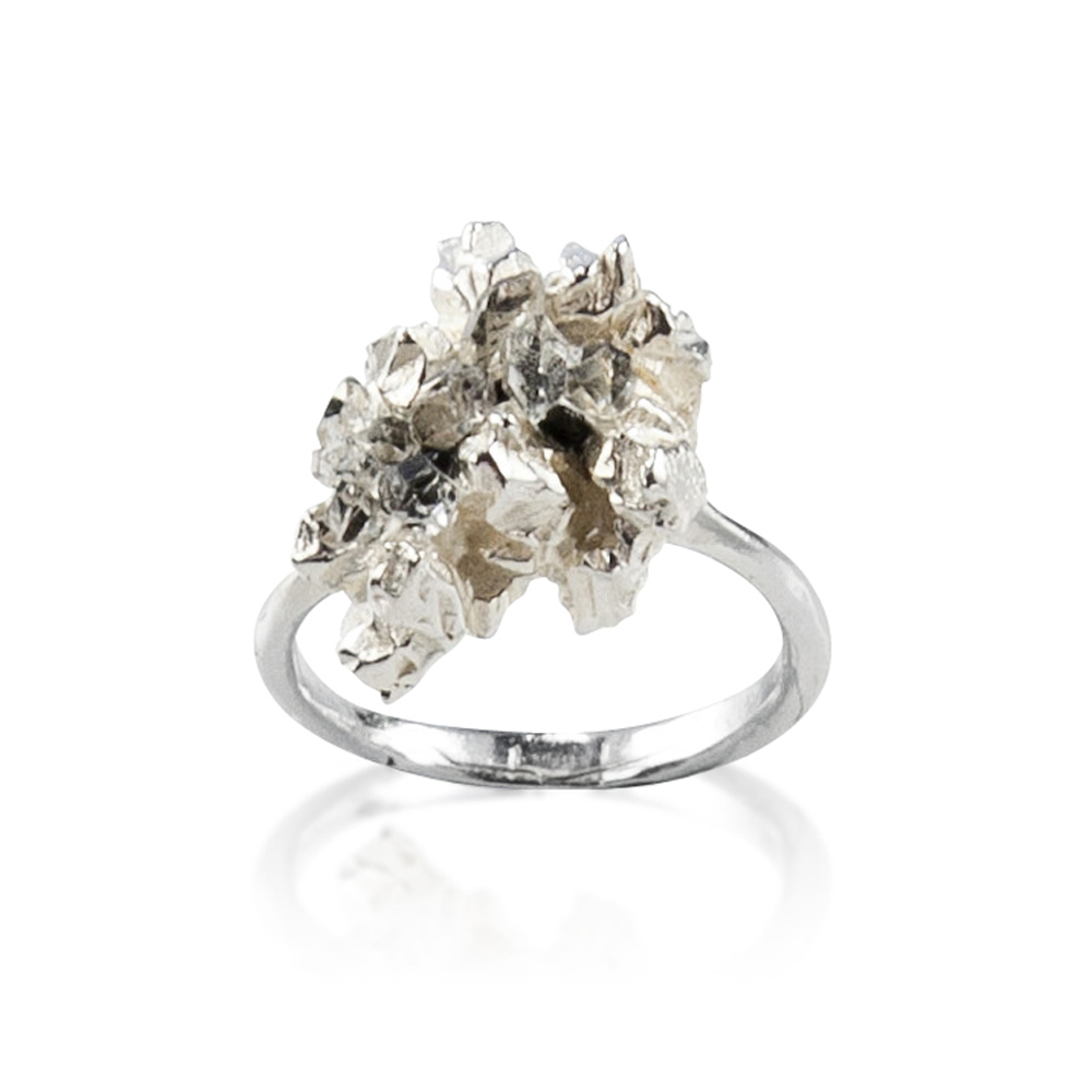 Niza Huang: Under Earth Irregular Ring | Jewelry > Rings,Jewelry -  Hiphunters Shop