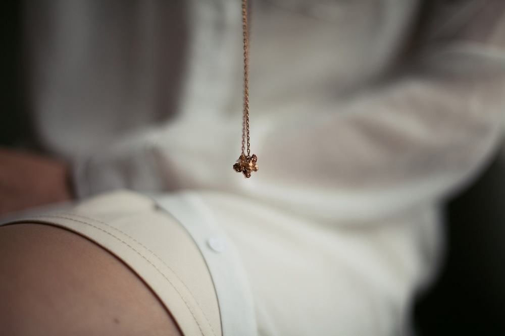Niza Huang: Under Earth Small Pendant | Jewelry > Necklaces,Jewelry -  Hiphunters Shop