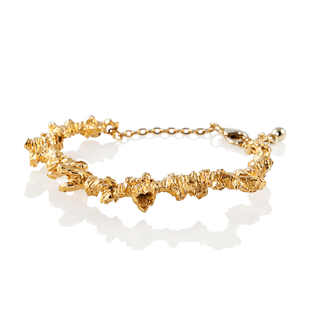 Niza Huang: Under Earth Irregular Bracelet | Jewelry > Bracelets,Jewelry -  Hiphunters Shop