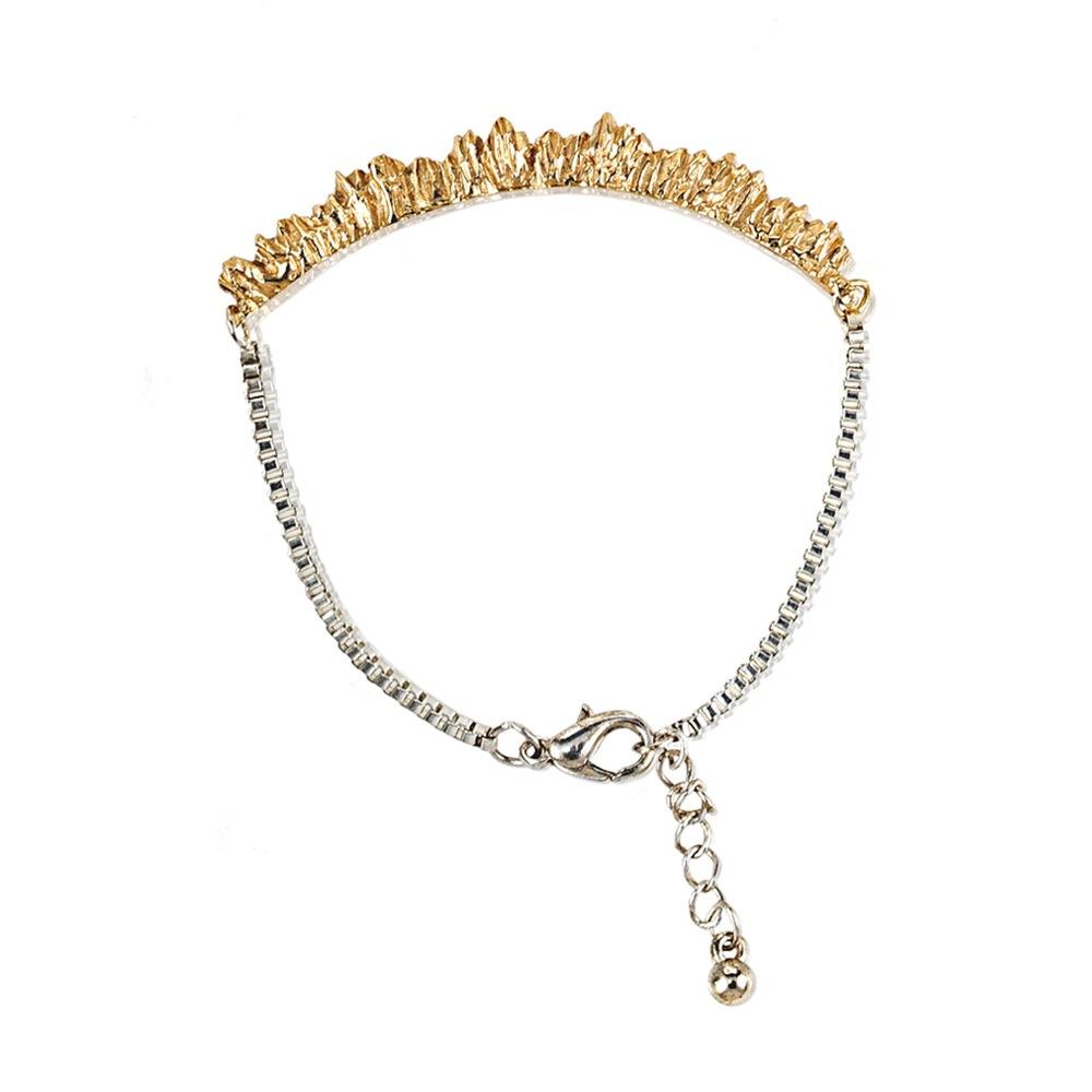 Niza Huang: Under Earth Texture Bracelet   Jewelry > Bracelets,Jewelry -  Hiphunters Shop
